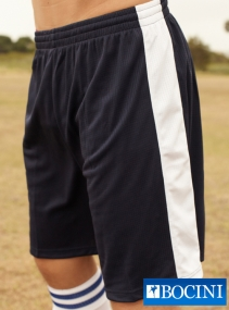 Contrast Soccer Shorts