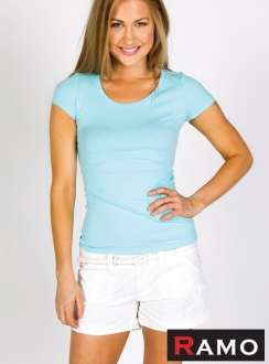 Ladies Stretch Ramo Tee