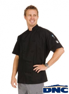 DNC 3 Way Air Flow Lightweight S/S Chef Jacket