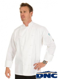DNC 3 Way Air Flow Lightweight Chef Jacket