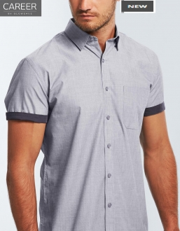 1253HS End on End Mens Shirt SS