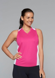 2101AP Ladies Premier Singlet