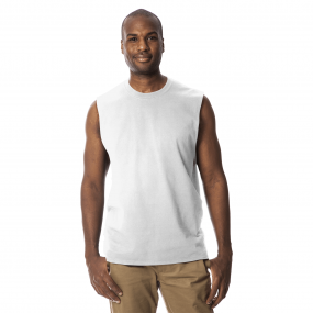 2700 Ultra Cotton Adult Sleeveless T-Shirt