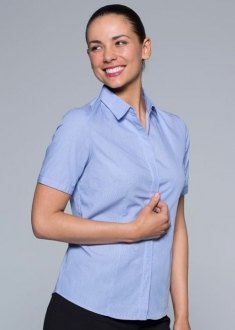 2902S Grange Ladies Shirt SS