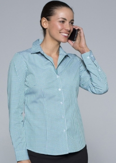 2907L Ladies Epsom Shirt LS