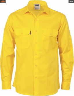 3208 Cool Breeze Workshirt LS