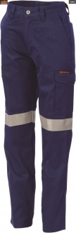 3357 Ladies Digga Cool Breeze Carg Pant /Tape