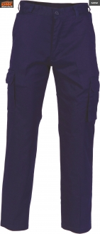 3368 Ladies Lightweight Cotton Cargo Pants