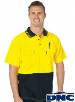 DNC HiVis Cool-Breeze Polo
