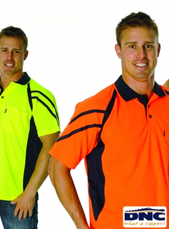 DNC HiVis Cool Breathe Polo
