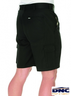 4503 Permanent Press Cargo Shorts