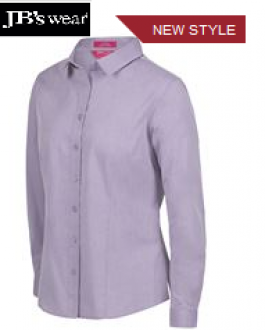 4FC1L Ladies Classic Chambray Shirt LS
