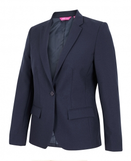4NMJ1 Ladies Mech Stretch Suit Jacket