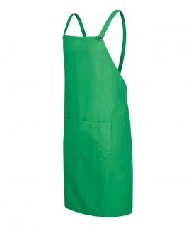 5ACBC Cross back canvas apron (no straps)