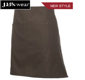 5ACW Waist Canvas Apron with straps