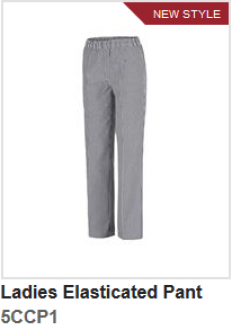 5CCP1 Ladies Elasticated Pant