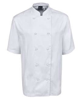 5CVS Vented Chefs Jacket SS