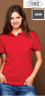 7115 Traverse Polo Ladies SS