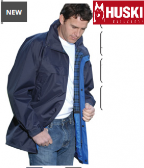 918026 Classic Rainwear Jacket Mens