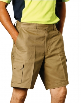 AIW Cotton Pre-shrunk Drill Shorts