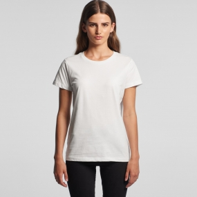 AS4001 Maple Tee Ladies