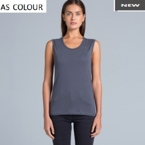 AS4018 Tank Tee Ladies