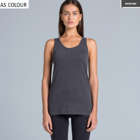 AS4040 Tulip Singlet Ladies