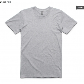 AS5001B Mens Staple Tee Larger Size