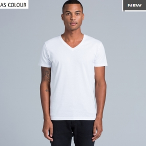 AS5003 Tarmac V Neck Tee