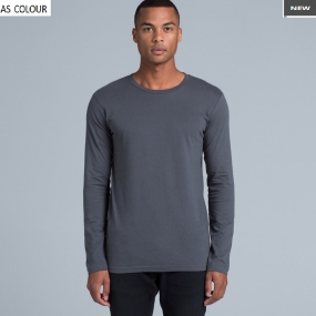 AS5009 Ink Long Sleeve Tee Mens