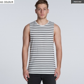 AS5032 Barnard Stripe Tank Mens