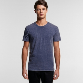 AS5040 Stone Wash Staple Tee