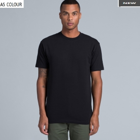 AS5050B Block Tee Mens Larger
