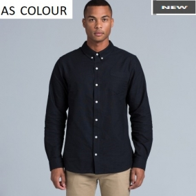 AS5401 Mens Oxford Shirt L/S