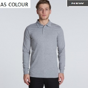 AS5404 Mens Chad Long Sleeve Polo