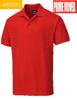 B210 Mens Naples Polo Shirt