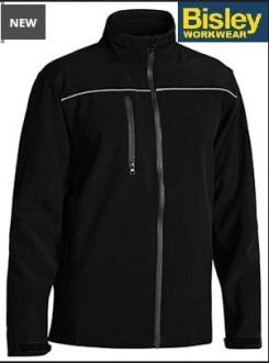 BJ6060 Soft Shell Jacket