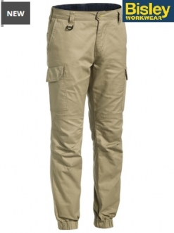 BPC6476 Ripstop Stove Pipe Engineered Cargo Pants elastic Back waist