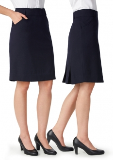 BS612S LADIES DETROIT FLEX SKIRT
