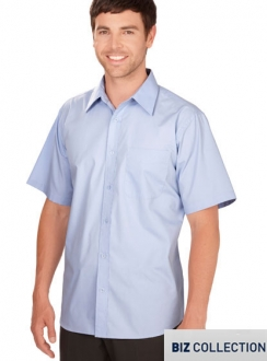 Base Mens S/S Business Shirt