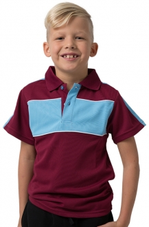Be Seen Kid's Polo