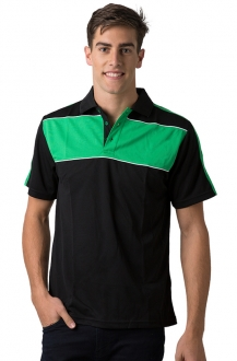Be Seen Men's Polo Shirt