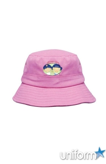 Brushed Sports Twill Infants Bucket Hat