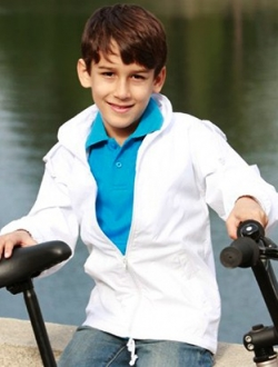 CJ0441 Yachtsmans Jacket With Lining Kids