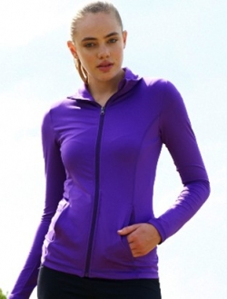 CJ1416 Ladies Yoga Jacket
