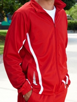CJ1495 Elite Sports Track Jacket Kids