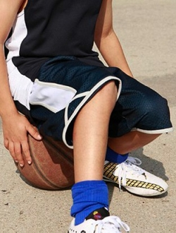 CK1224 Basketball Shorts Kids