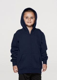CRONULLA ZIP KIDS HOODIES