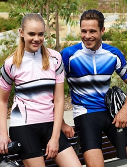 CT1465 Adults Cycling Jersey Unisex