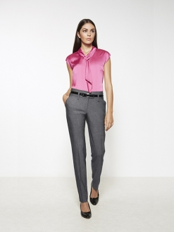 Como Ladies Contour Band Pant